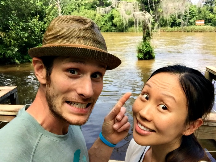 New Orleans… the Savvy Climber Monkeys' Way! (only paid $160 for a $2500 trip!)